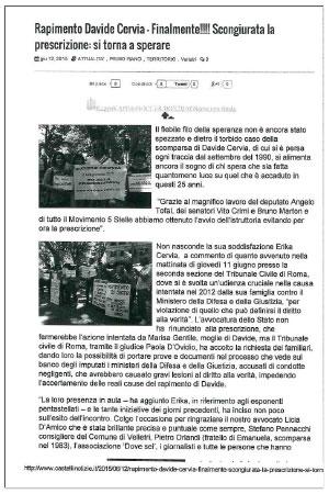 Scarica articolo di Castelli Notizie in pdf