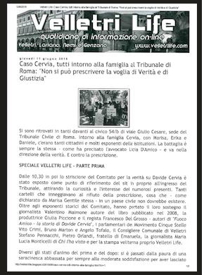 Scarica articolo di Velletri Life in pdf