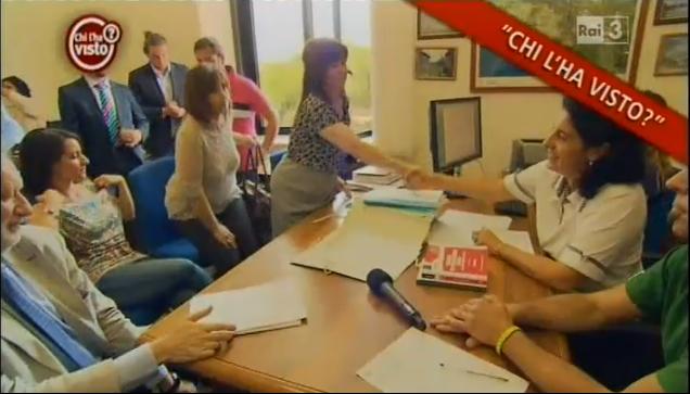 Video puntata Chi l'ha visto su Davide Cervia del 1:7:2015