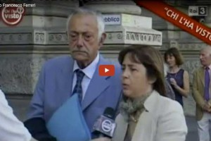 Chi l'ha visto 16/12/2015: a dieci anni dall'omicidio di Francesco Ferreri, l'avv. prof. Alfredo Galasso e l'avv. Licia D'Amico hanno richiesto la riapertura delle indagini.