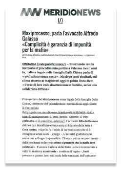 Meridione-News