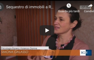Simona Galasso TG Lazio