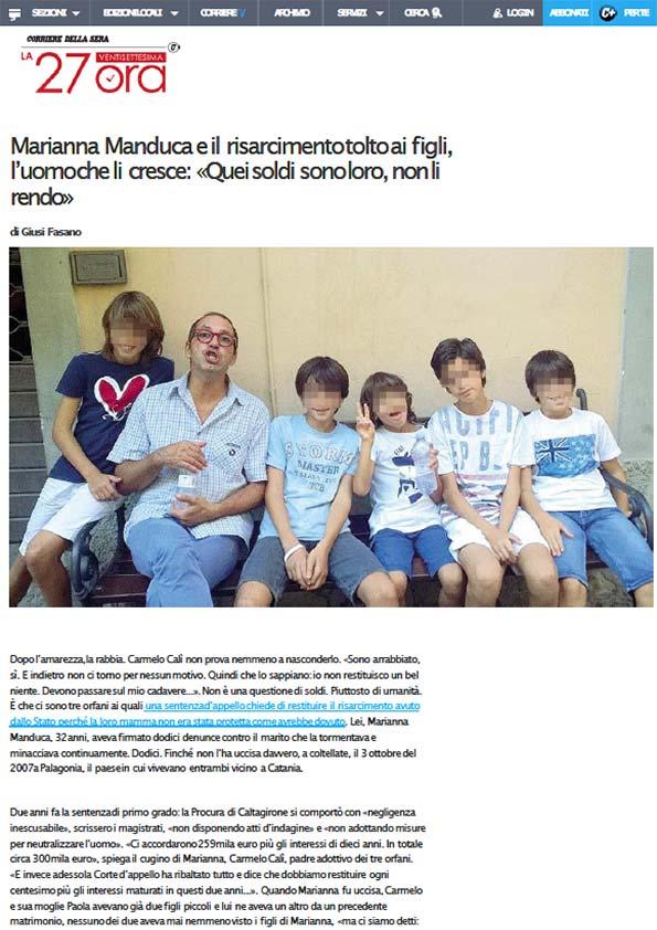 Articolo-27-ora---Corriere-Sentenza-Manduca