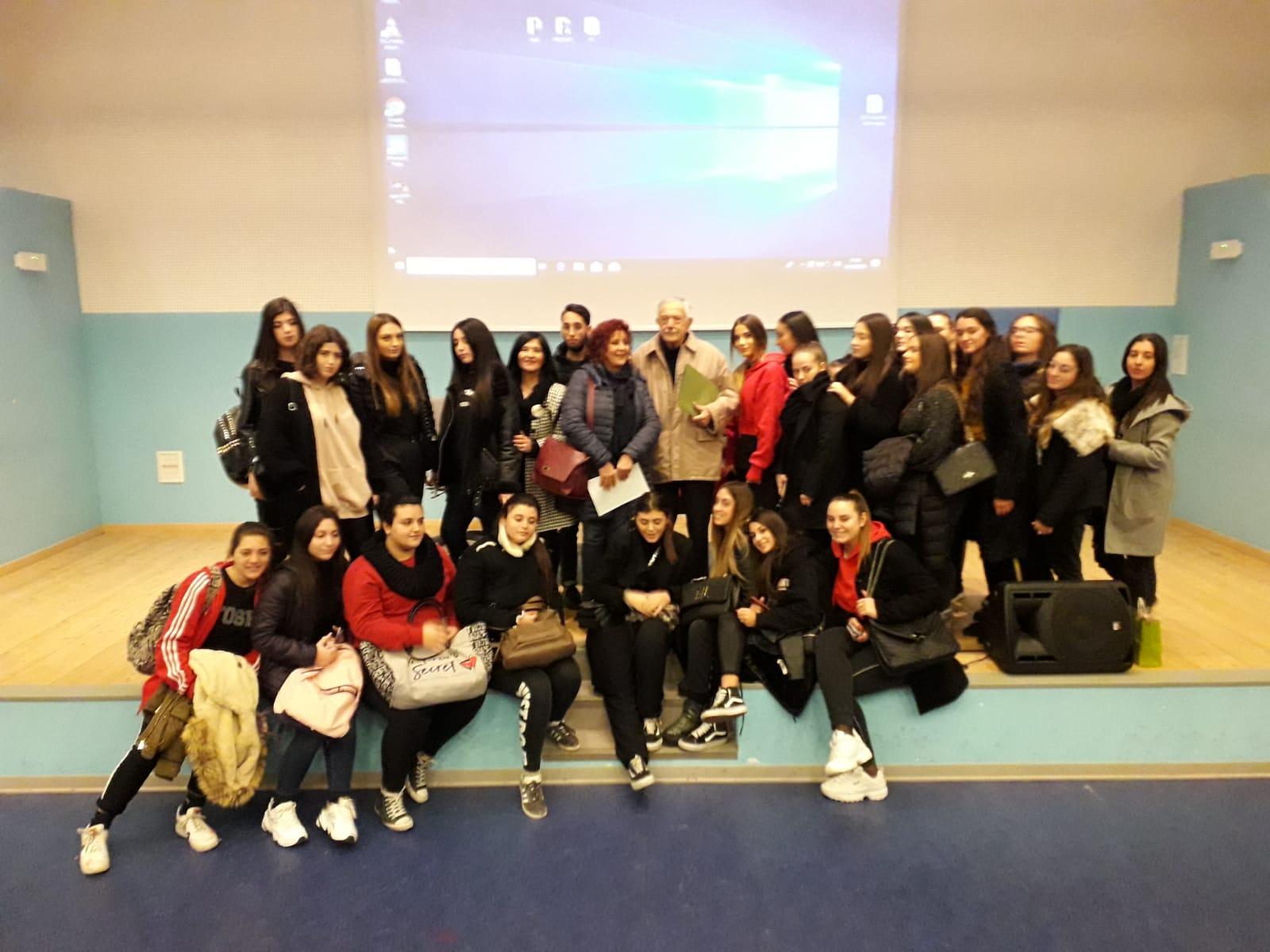 Marano - contrasto alla violenza sulle donne - Prof. Alfredo Galasso