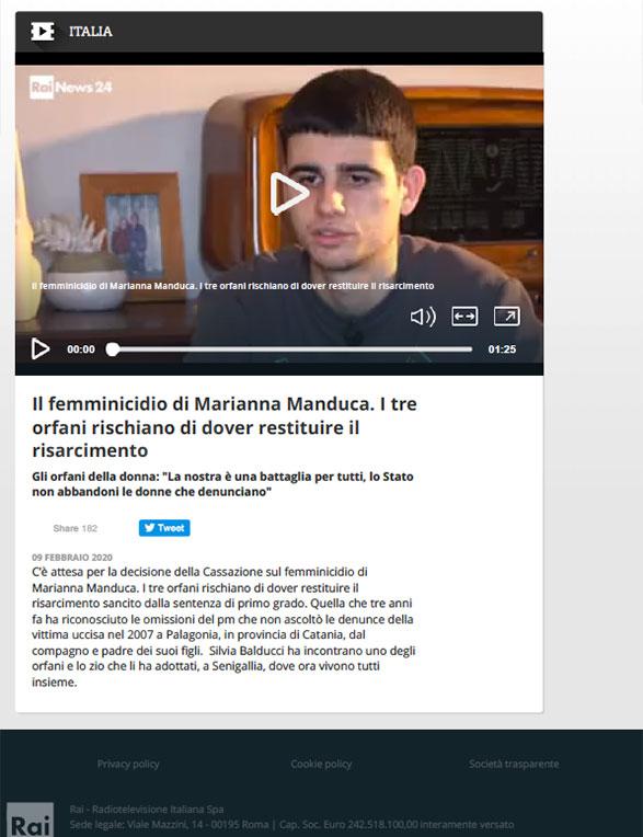 Marianna-Manduca---articolo-RaiNews