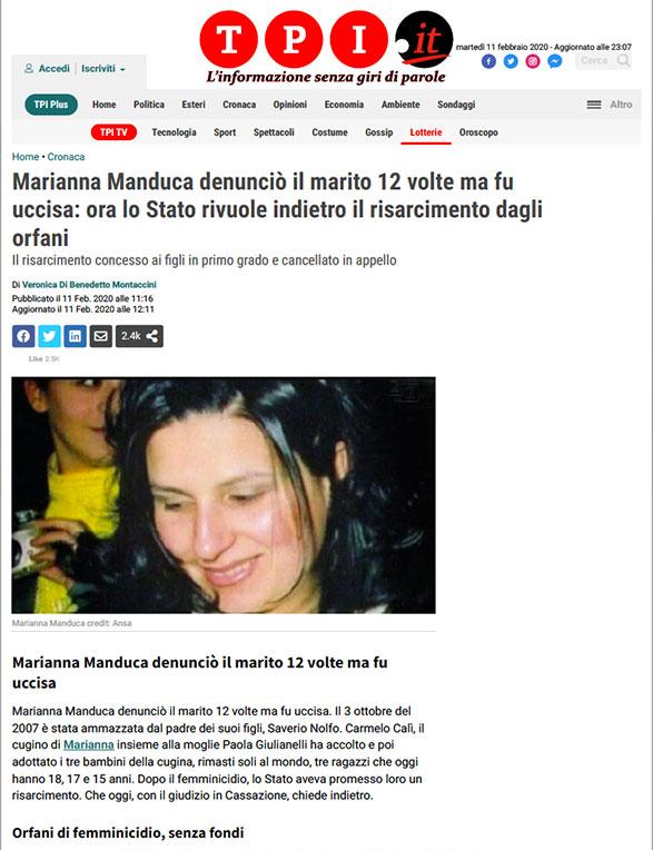 Marianna-Manduca.articolo-TPI