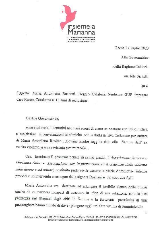 Caso-Rositani---lettera-alla-presidente-della-regione-calabria