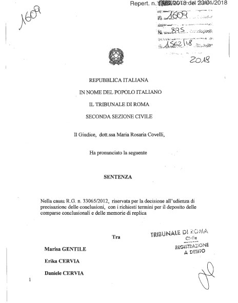 Cervia-sentenza-Tribunale-civile-di-Roma