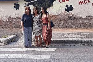 Beetroot, Licia D'Amico, Marisa Gentile e Erika Cervia