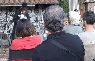 Gianluca Cicinelli racconta l'AntiUlisse