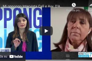 La storia di Sandra a Vera TV